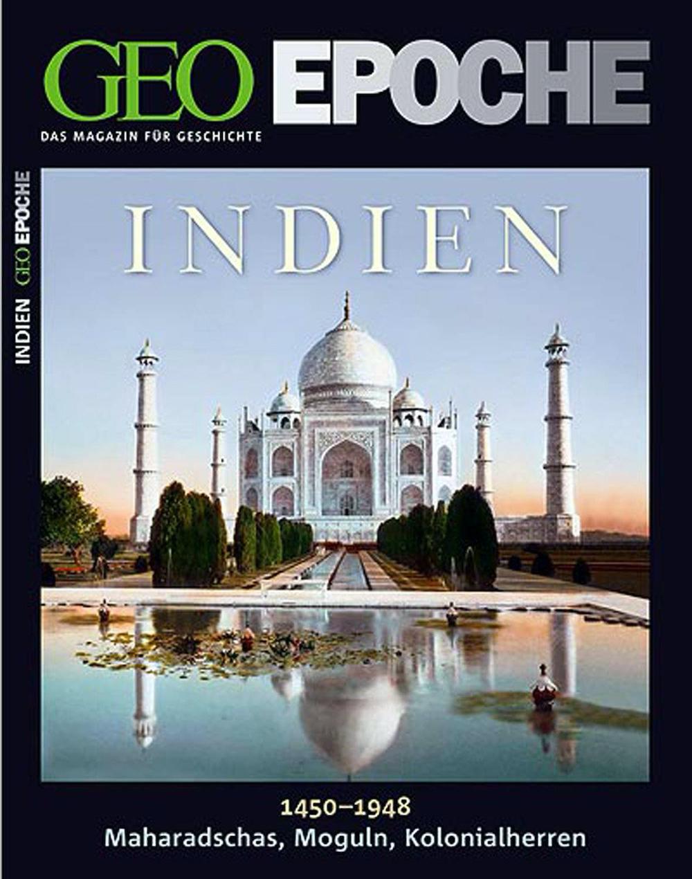GEO Epoche 2010-41 Indien
