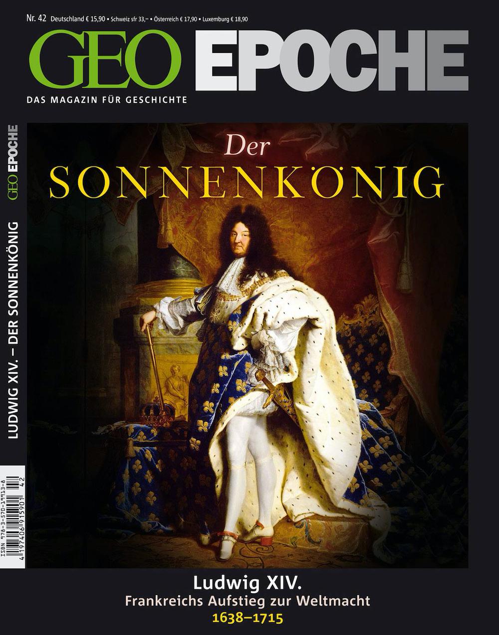 GEO Epoche 2010-42 Der Sonnenkönig
