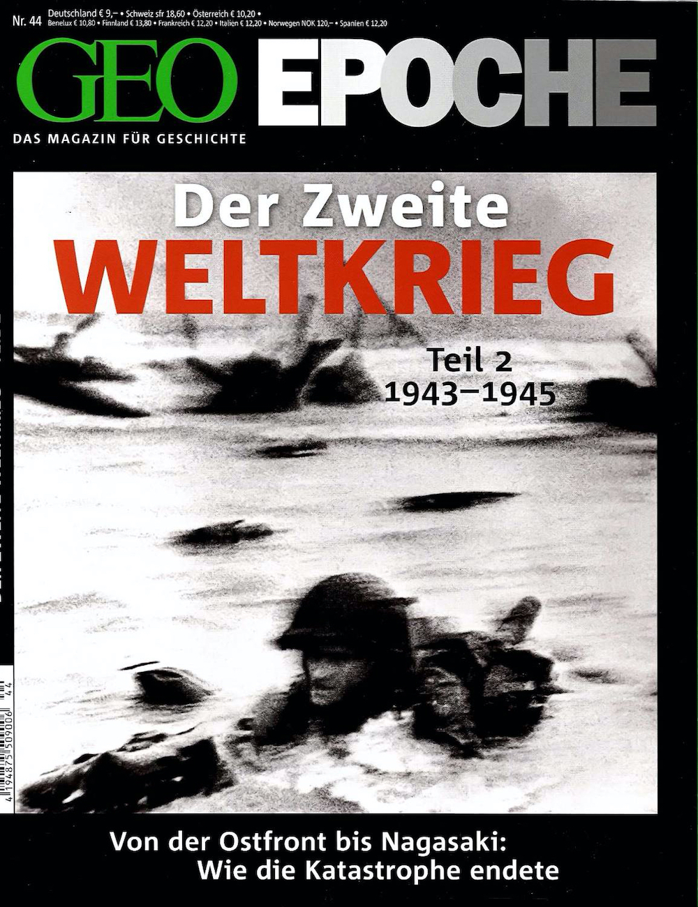 GEO Epoche 2010-44 Der Zweite Weltkrieg - Teil 2