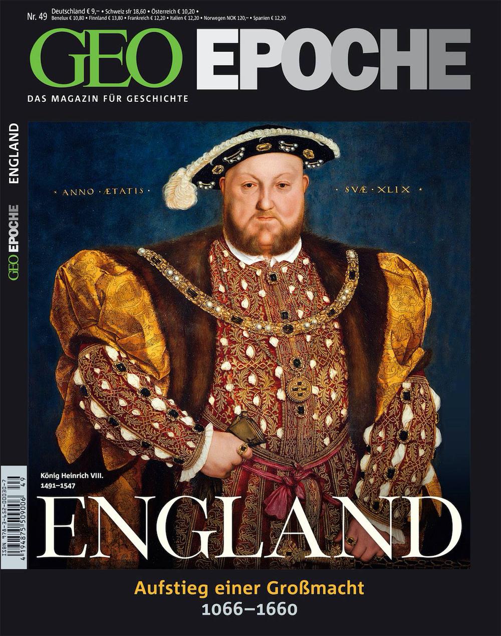 GEO Epoche 2011-49 England
