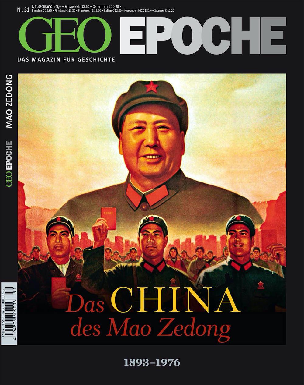 GEO Epoche 2011-51 Das China des Mao Zedong