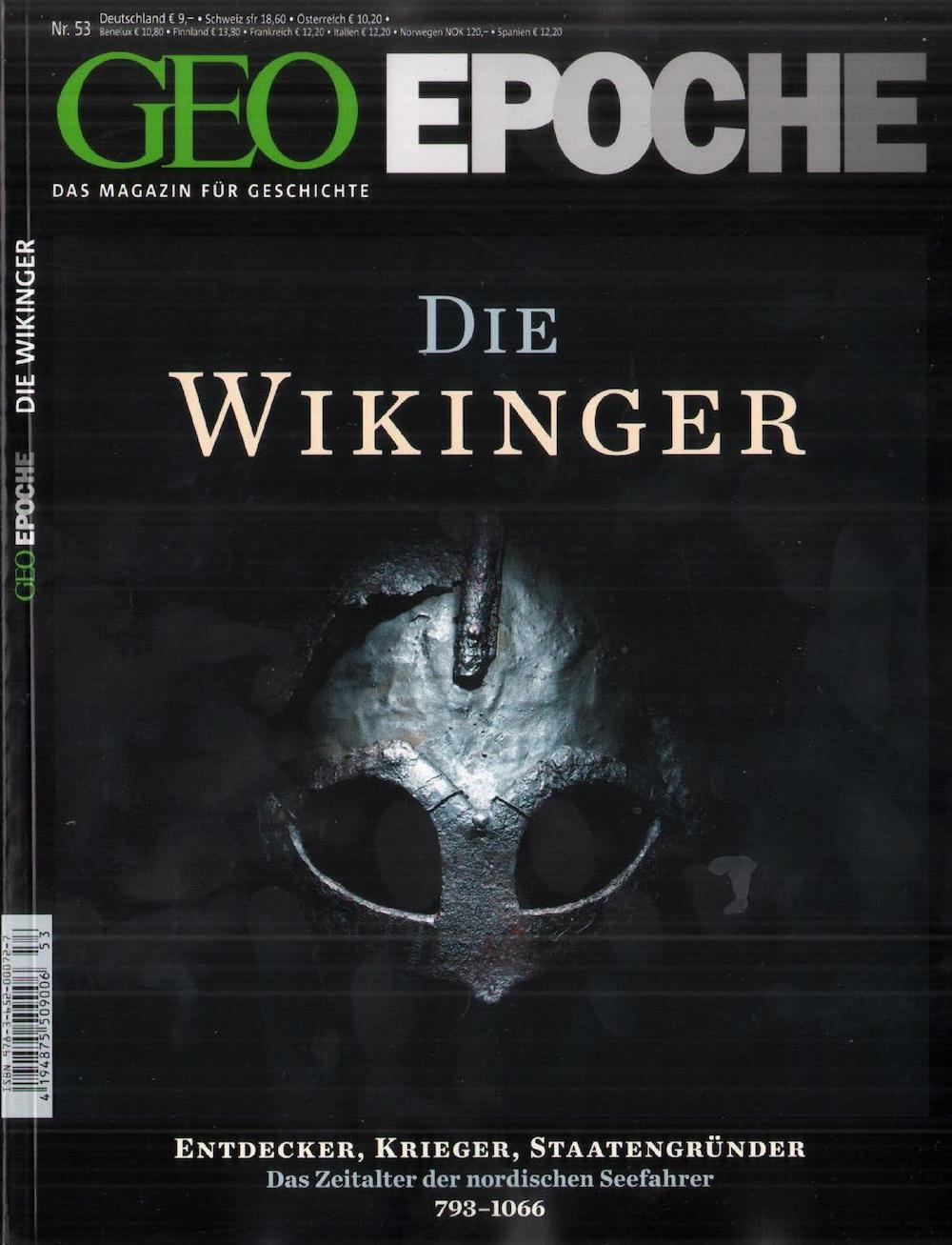 GEO Epoche 2012-53 Die Wikinger