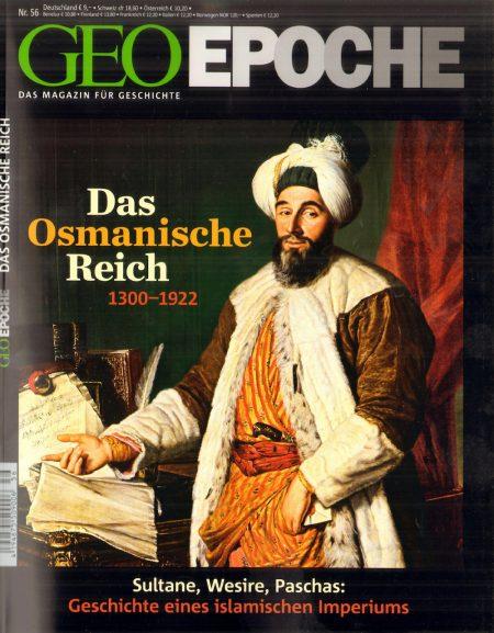 GEO Epoche 2012-56 Das Osmanische Reich 1300-1922