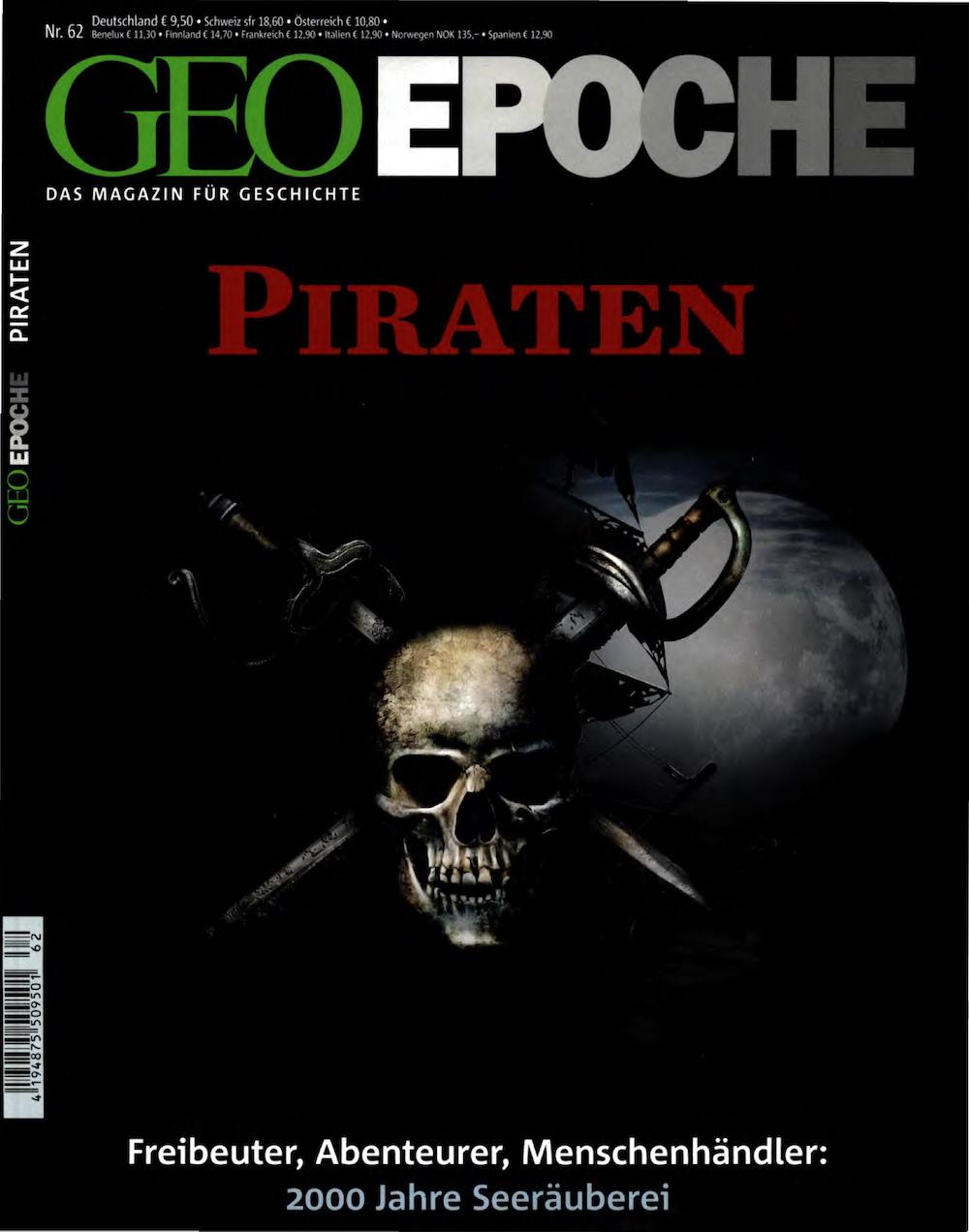 GEO Epoche 2013-62 Piraten