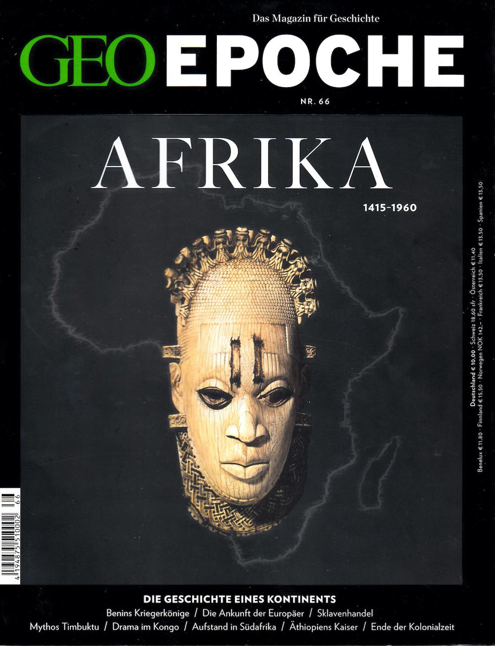 GEO Epoche 2014-66 Afrika