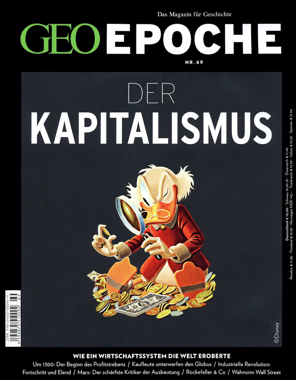 GEO Epoche 2015-69 Der Kapitalismus