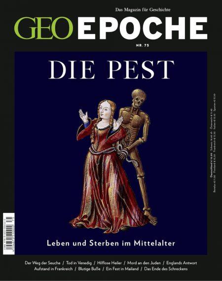 GEO Epoche 2015-75 Die Pest