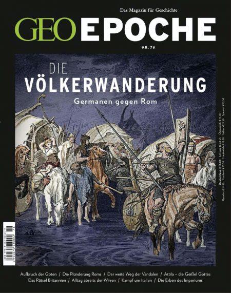 GEO Epoche 2015-76 Die Völkerwanderung