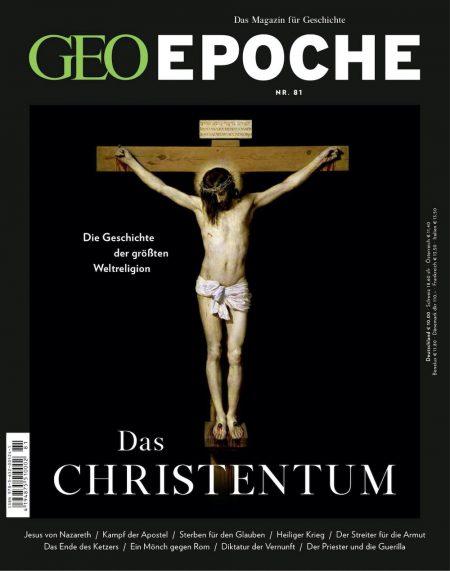 GEO Epoche 2016-81 Das Christentum