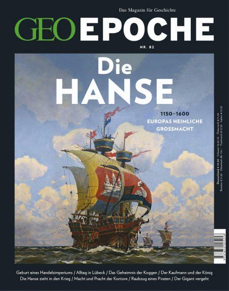 GEO Epoche 2016-82 Die Hanse