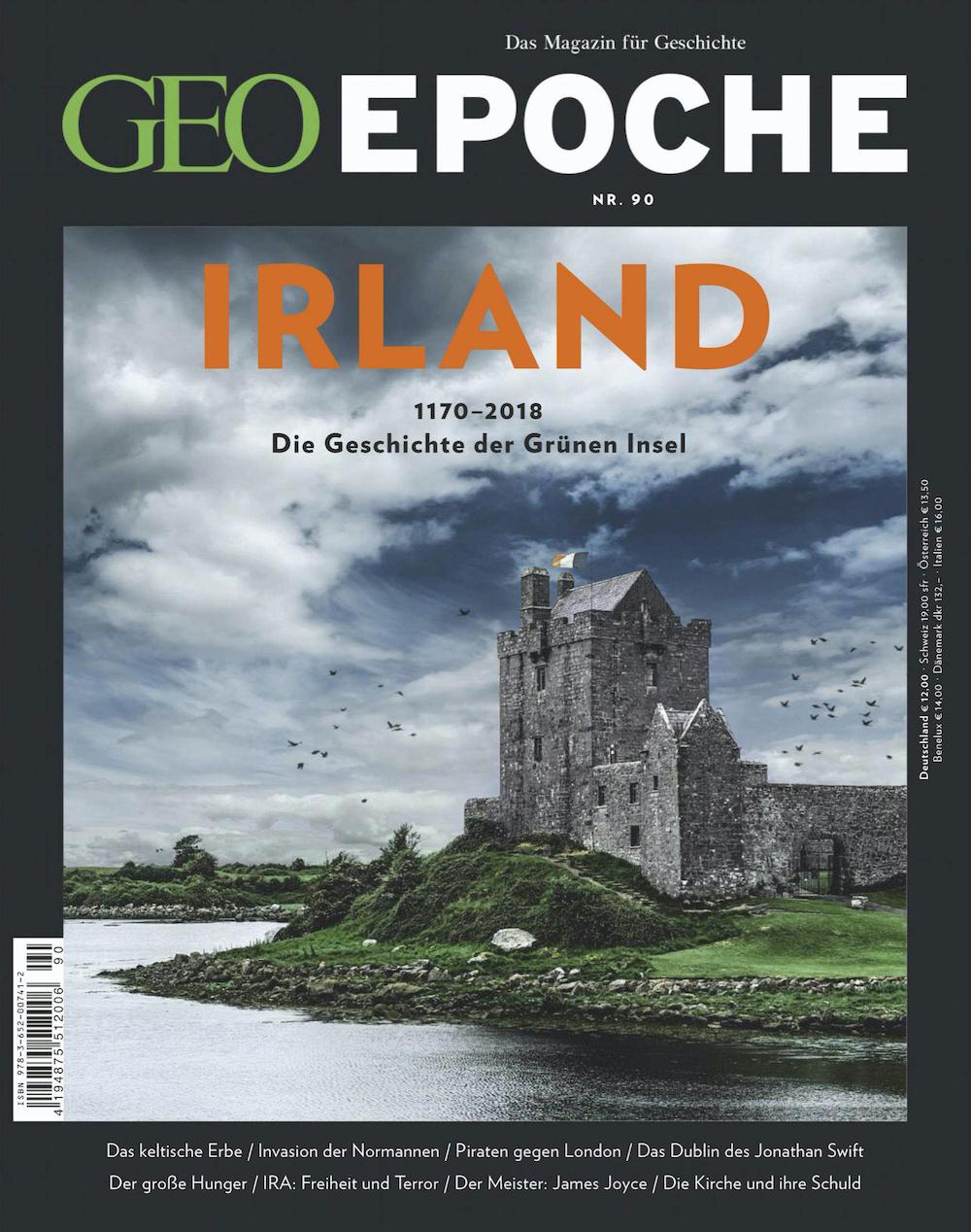 GEO Epoche 2018-90 Irland
