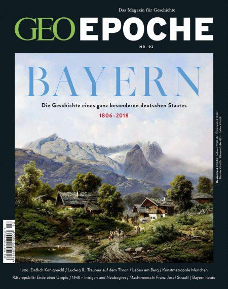 GEO Epoche 2018-92 Bayern