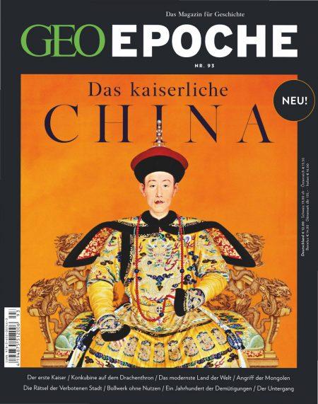 GEO Epoche 2018-93 Das kaiserliche China