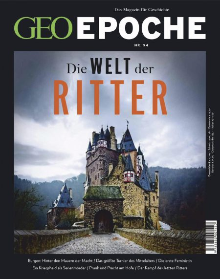 GEO Epoche 2018-94 Die Welt der Ritter