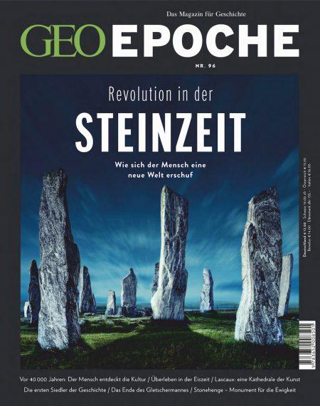 GEO Epoche 2019-96 Revolution in der Steinzeit