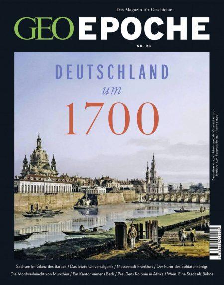 GEO Epoche 2019-98 Deutschland um 1700