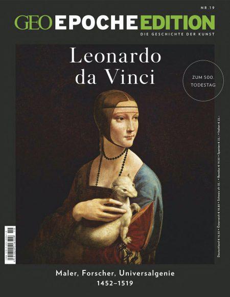 GEO Epoche Edition 2019-19 Leonardo da Vinci