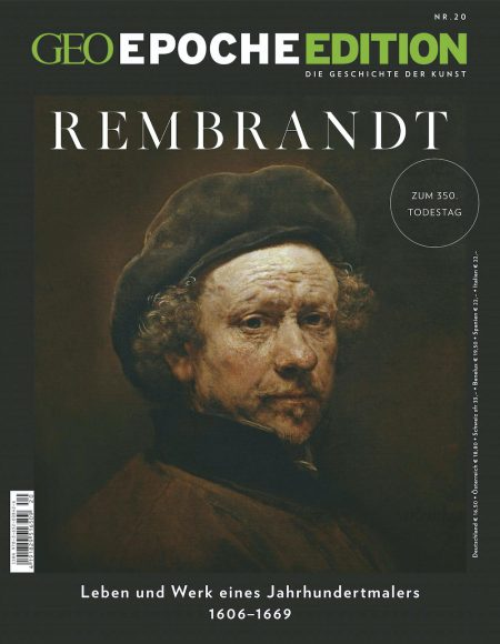 GEO Epoche Edition 2019-20 Rembrandt