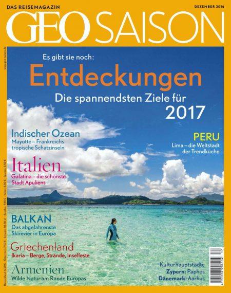 GEO Saison 2016-12
