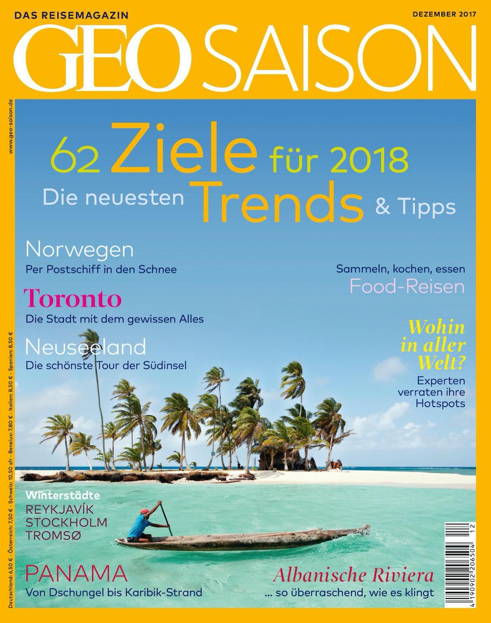 GEO Saison 2017-12