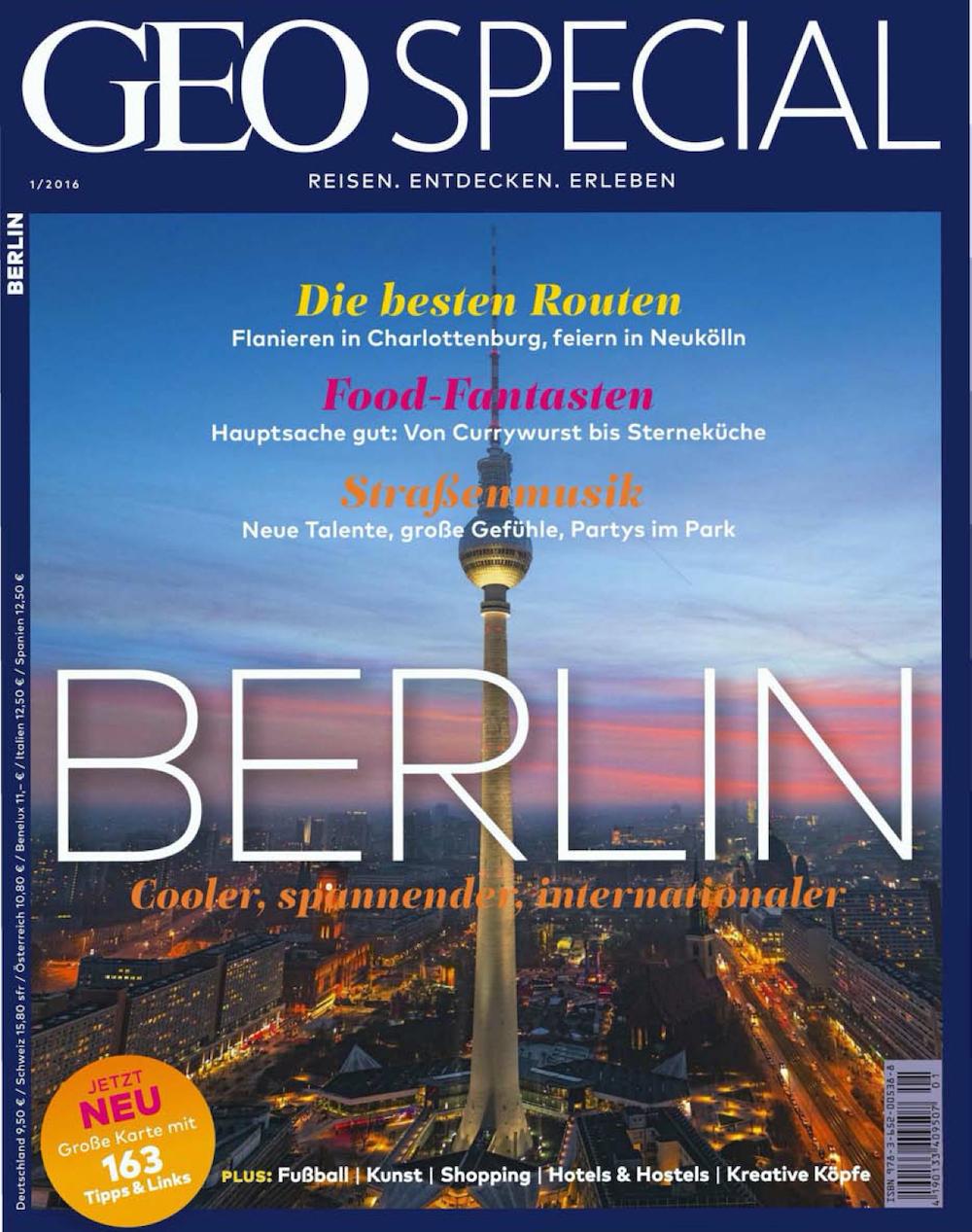 GEO Special 2016-01 Berlin