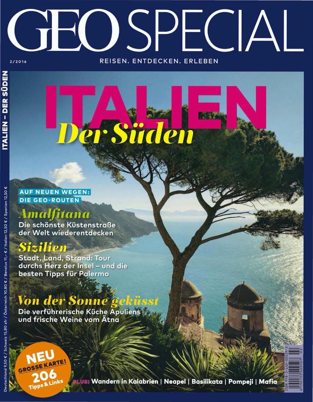 GEO Special 2016-02 Italien - DerSüden