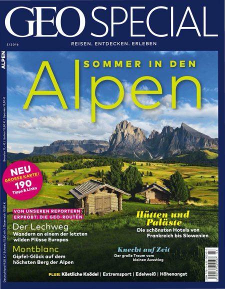 GEO Special 2016-03 Sommer in den Alpen