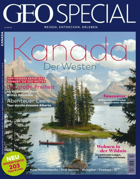 GEO Special 2016-04 Kanada - Der Westen