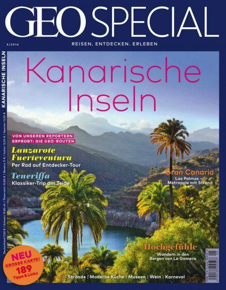 GEO Special 2016-05 Kanarische Inseln