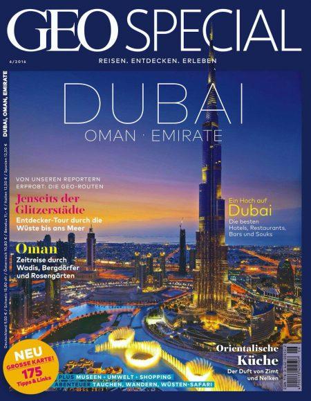 GEO Special 2016-06 Dubai - Oman - Emirate