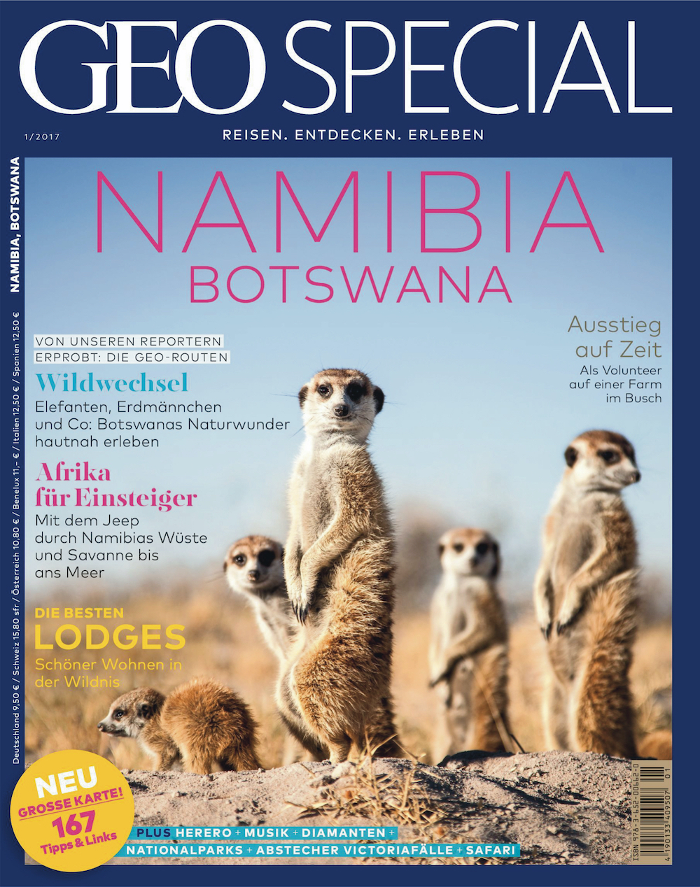 GEO Special 2017-01 Namibia