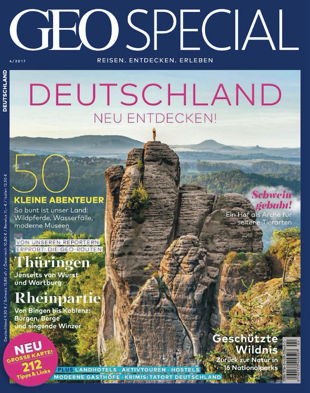 GEO Special 2017-04 Deutschland neu entdecken