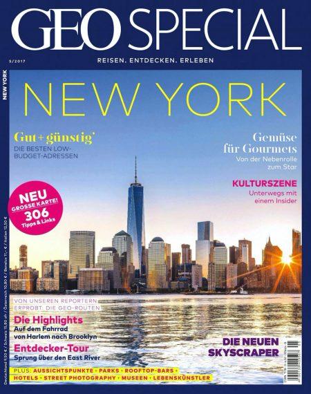 GEO Special 2017-05 New York