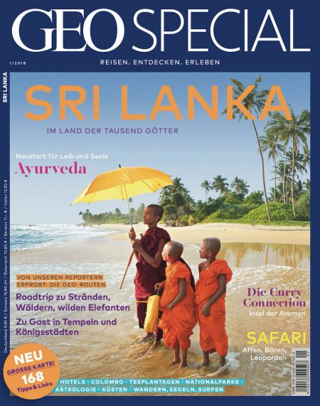 GEO Special 2018-01 Sri Lanka