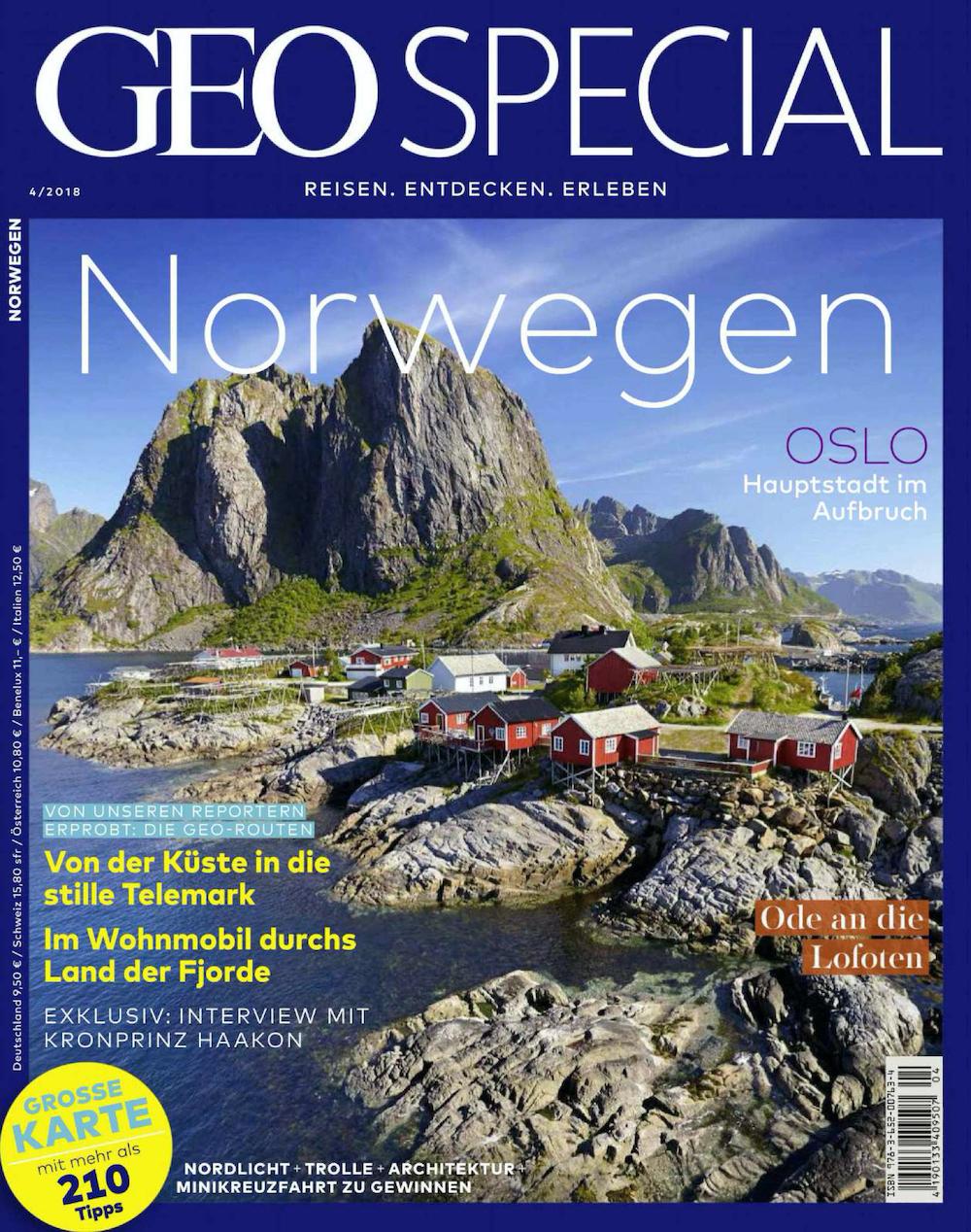 GEO Special 2018-04 Norwegen