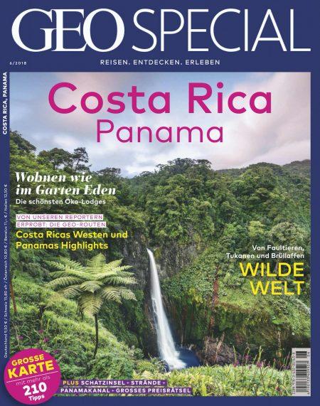GEO Special 2018-06 Costa Rica - Panama