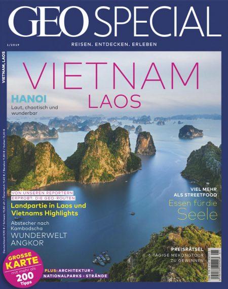 GEO Special 2019-01 Vietnam - Laos