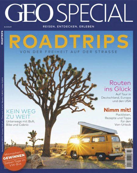 GEO Special 2019-03 Roadtrips