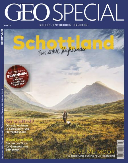GEO Special 2019-04 Schottland