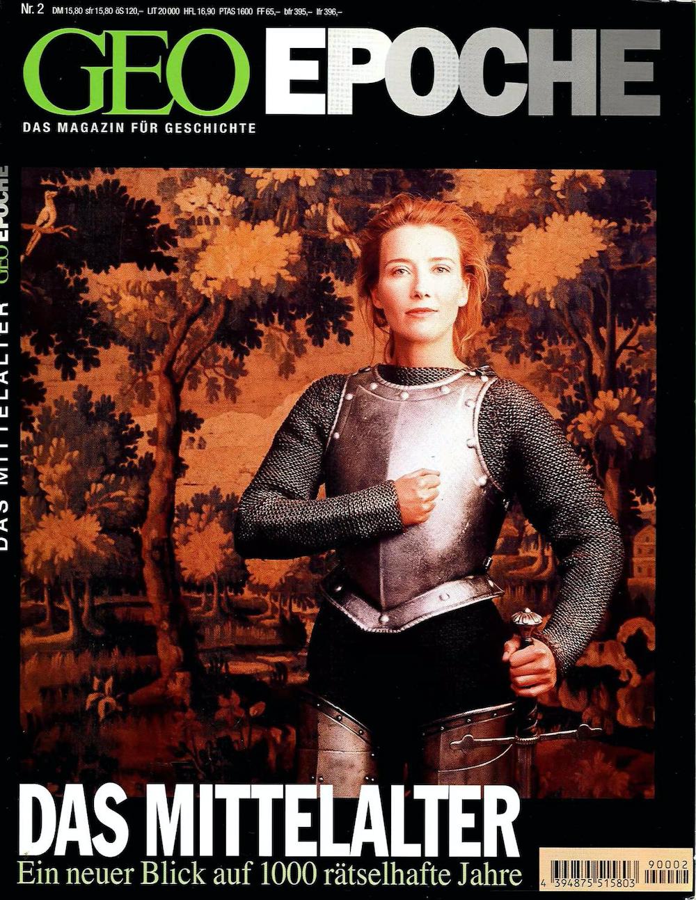 Geo Epoche 1999-02 Mittelalter