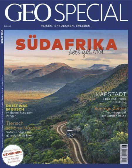 Geo Special 2019-05 Südafrika