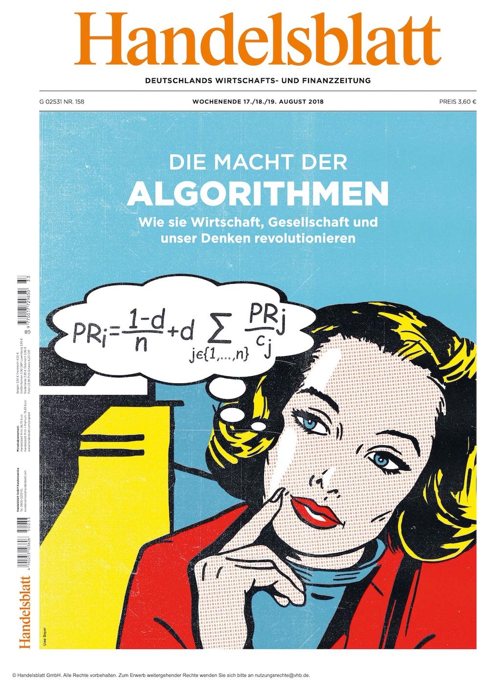 Handelsblatt 2018-08
