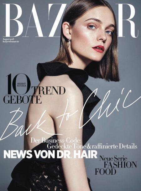 Harper's Bazaar 2018-08