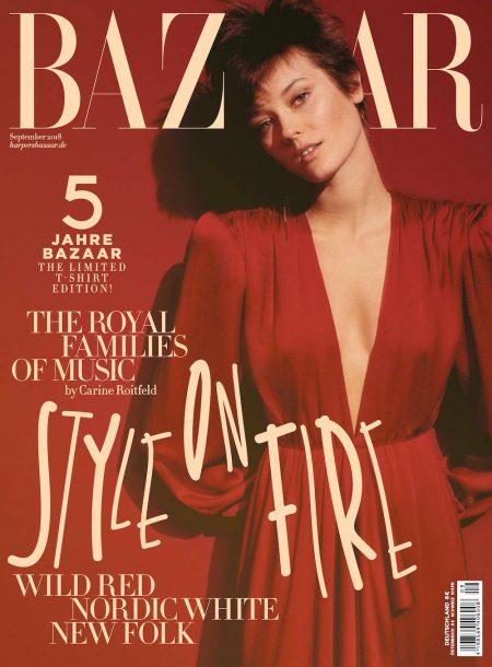 Harper's Bazaar 2018-09