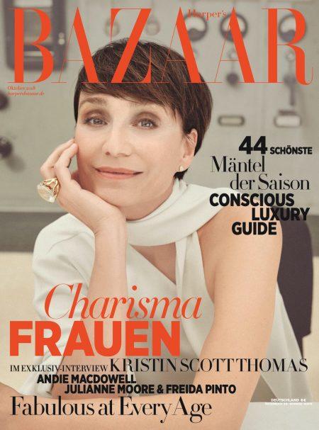 Harper's Bazaar 2018-10
