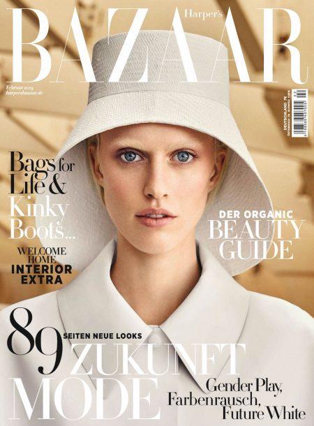 Harper's Bazaar 2019-02