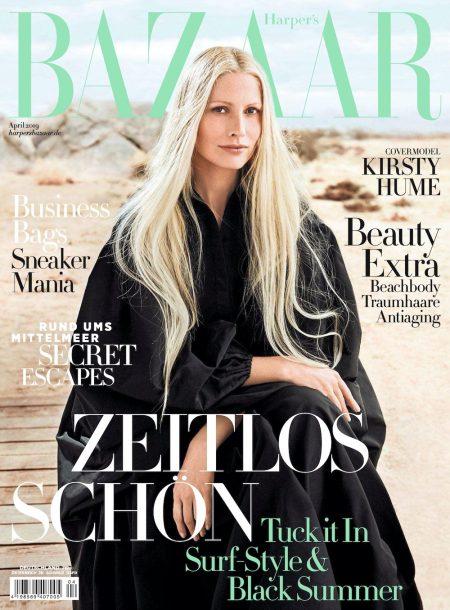 Harper's Bazaar 2019-04