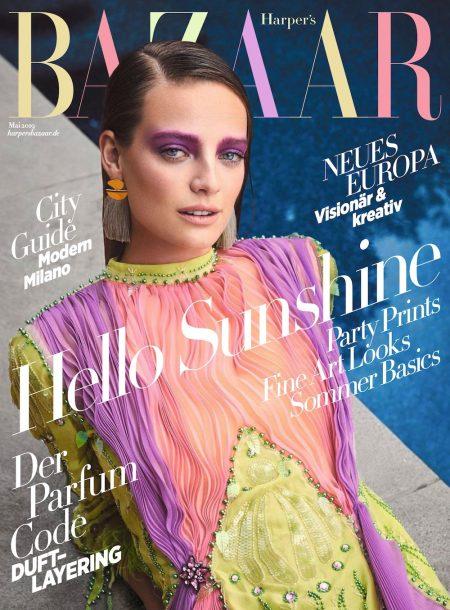 Harper's Bazaar 2019-05