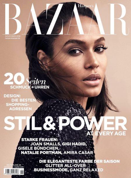 Harper's Bazaar 2016-11