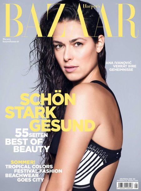 Harper's Bazaar 2017-05